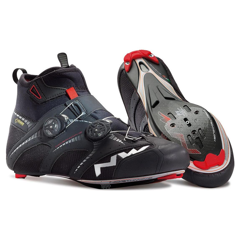 Zapatillas Northwave Extreme Winter GTX Road Negro 2016