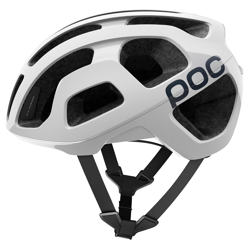 Casco Poc Octal Raceday Blanco 2017