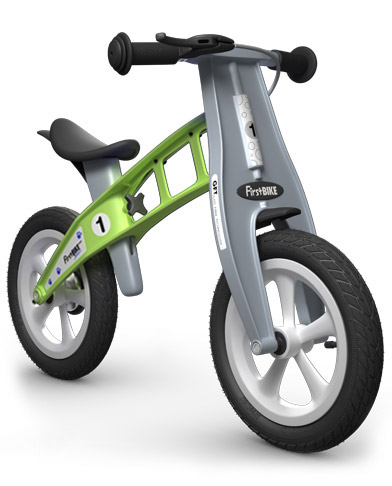 FirstBIKE Verde
