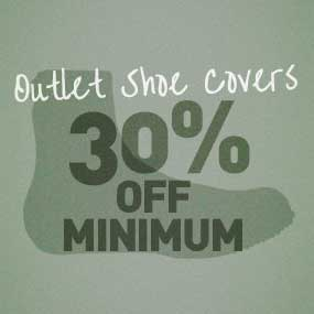 Shoe covers discount
